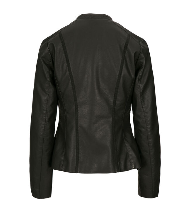 Military Jacket, Black, hi-res