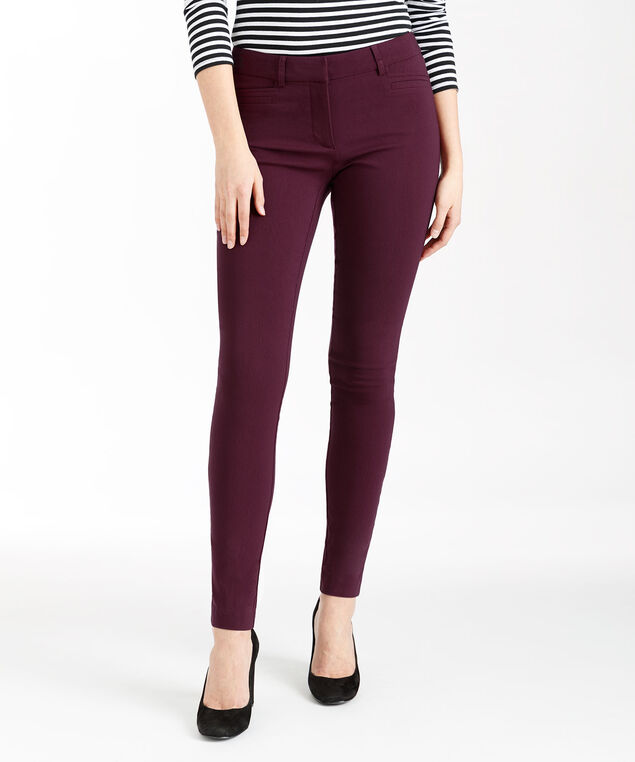 Microtwill Instant Smooth Super Slim, Black Cherry, hi-res