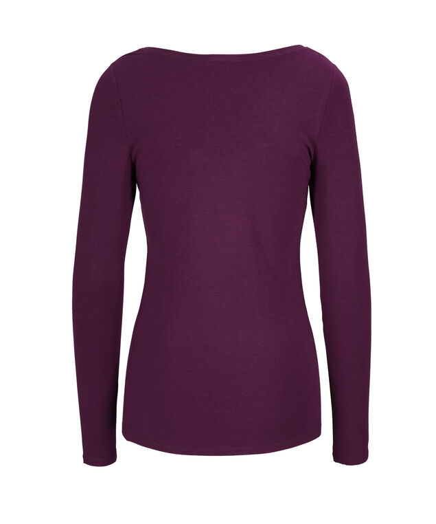 Super Soft Essential Tee, Ultra Purple, hi-res