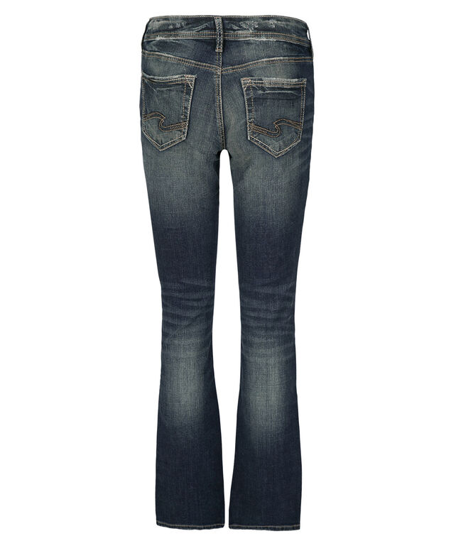 Silver Jeans Co. Suki Slim Boot , Denim, hi-res