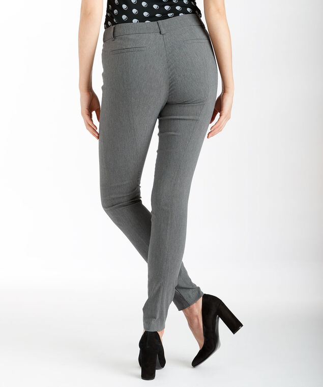 Microtwill Instant Smooth Super Slim, Heather Grey, hi-res