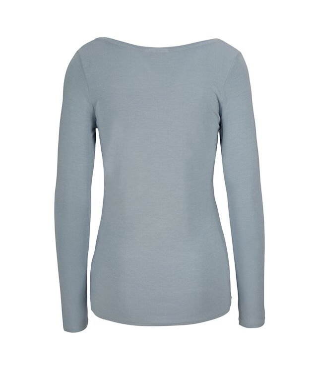 Super Soft Essential Tee, Icy Blue, hi-res