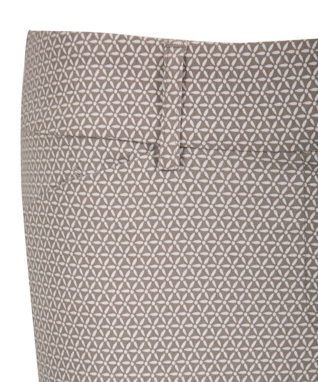 Microtwill Fly Front Ankle, Neutral Pattern, hi-res