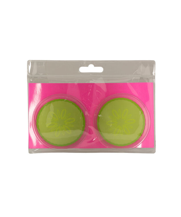 Cucumber Cooling Eye Patches, Green, hi-res