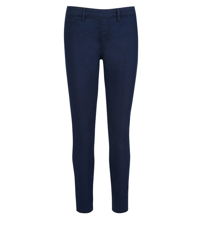 Ultimate Power Stretch Ankle Jegging, Deep Sapphire, hi-res