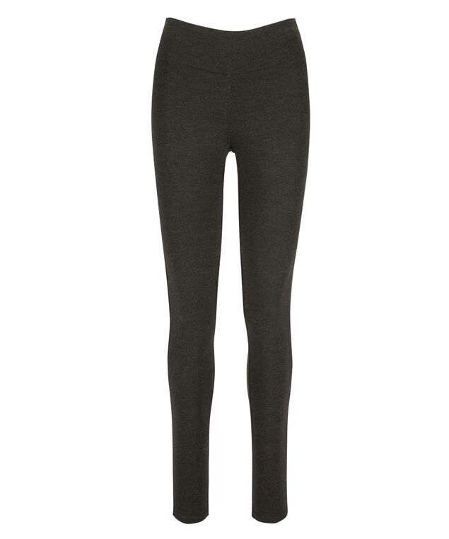 Knit Legging, Dark Charcoal, hi-res
