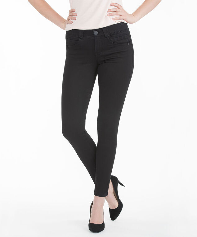 "Democracy ""Ab""Solution Jegging , Black, hi-res"