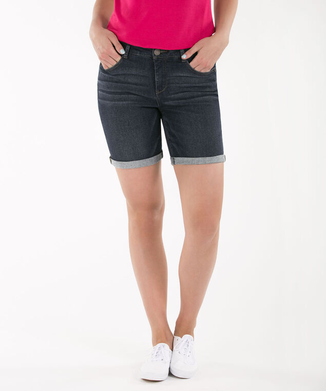 "Democracy ""Flex""ellent Denim Short, Denim, hi-res"