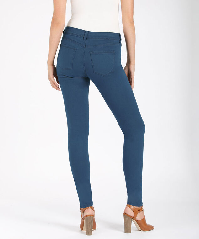 Ultimate Fly Front Jegging, Deep Teal, hi-res
