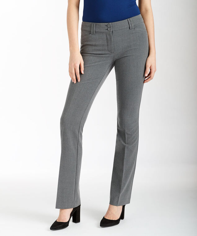 Tri-Blend Instant Smooth Bootcut, Heather Grey, hi-res
