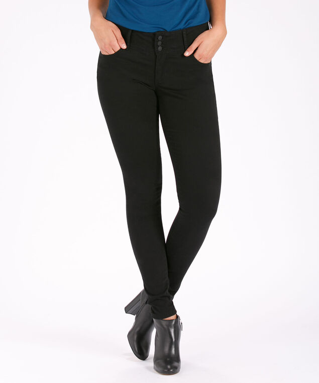 Ultra Soft Instant Smooth Shaper Jegging, Black, hi-res
