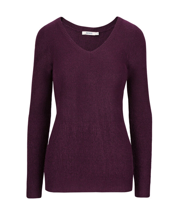 Plush Pullover, Ultra Purple, hi-res