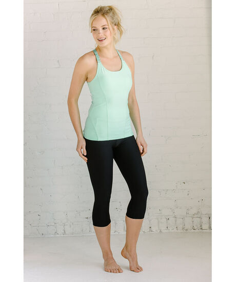 Active Strap Workout Tank, Mint Combo, hi-res