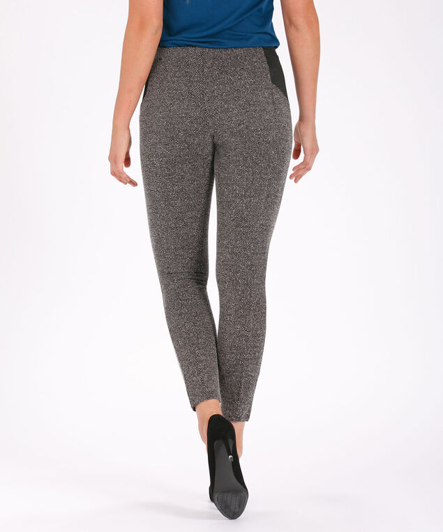 Texture Legging, Charcoal, hi-res