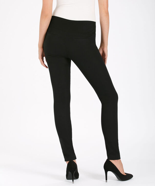 Instant Smooth Canvas Jegging, Black, hi-res