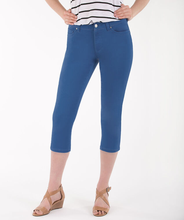 Jegging Capri, Bright Blue, hi-res