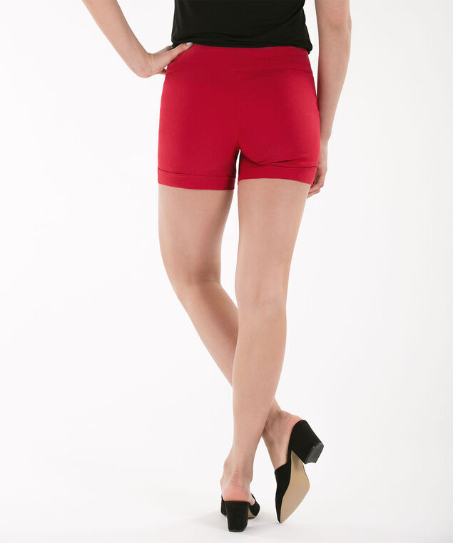 Microtwill Short, Red, hi-res