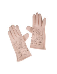 Crystal Texting Gloves