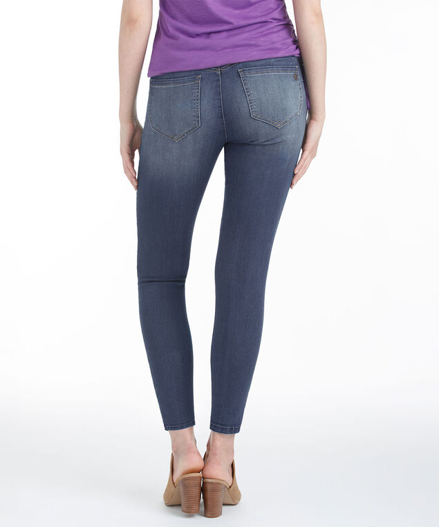 """Democracy """"Ab""""solution Mid Wash Ankle Jean, Mid Wash, hi-res"""