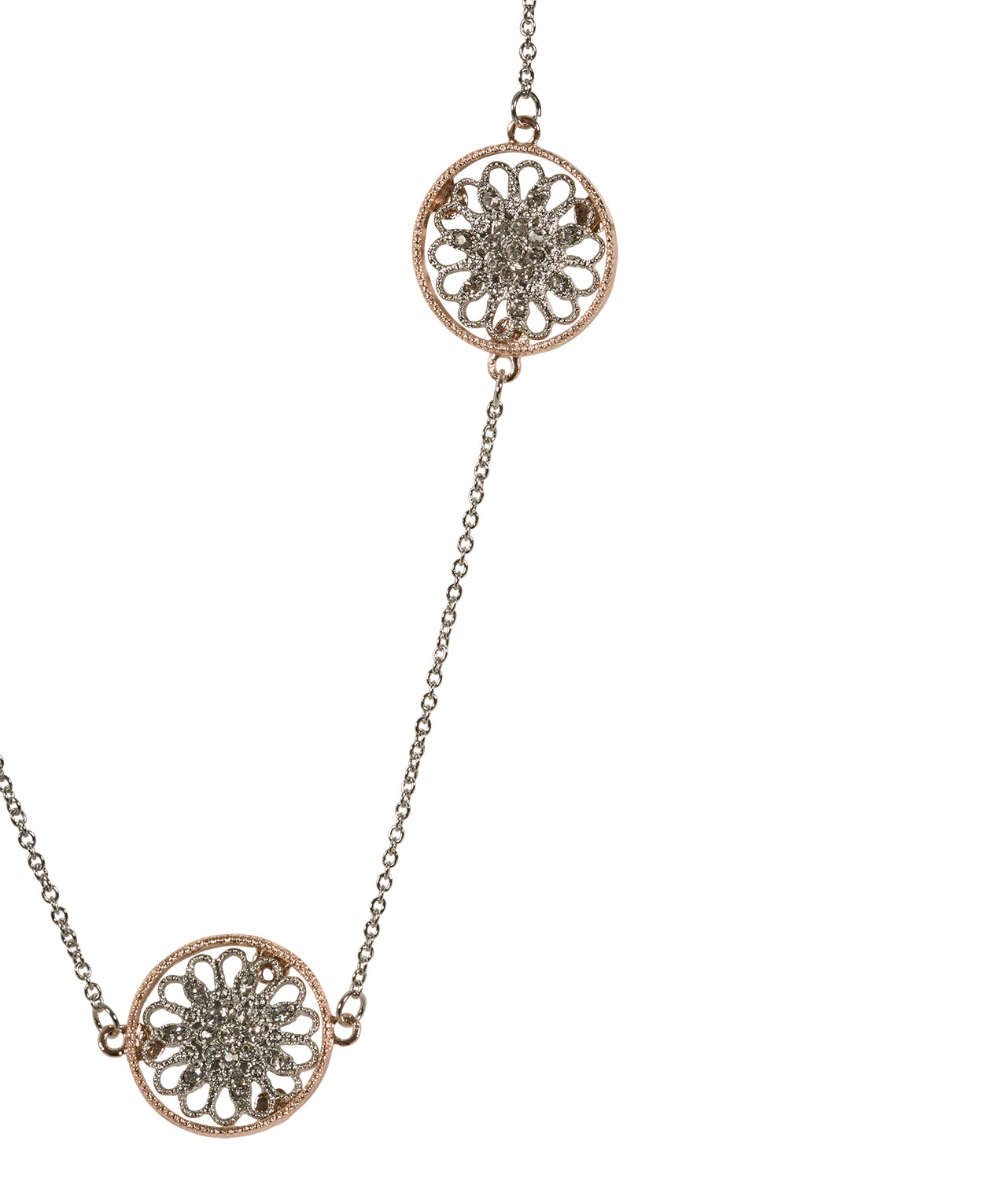 necklace com flower notonthehighstreet metal my product statement myposhshop posh shop original by