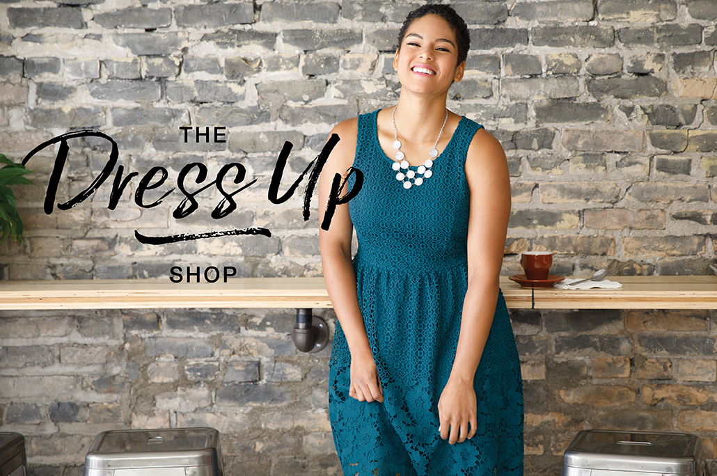 The Dress Up Shop