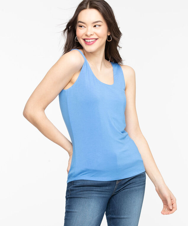 Double Layer Smoothing Cami, Marina