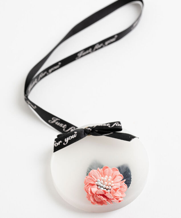 Scented Wax Disk, Rose