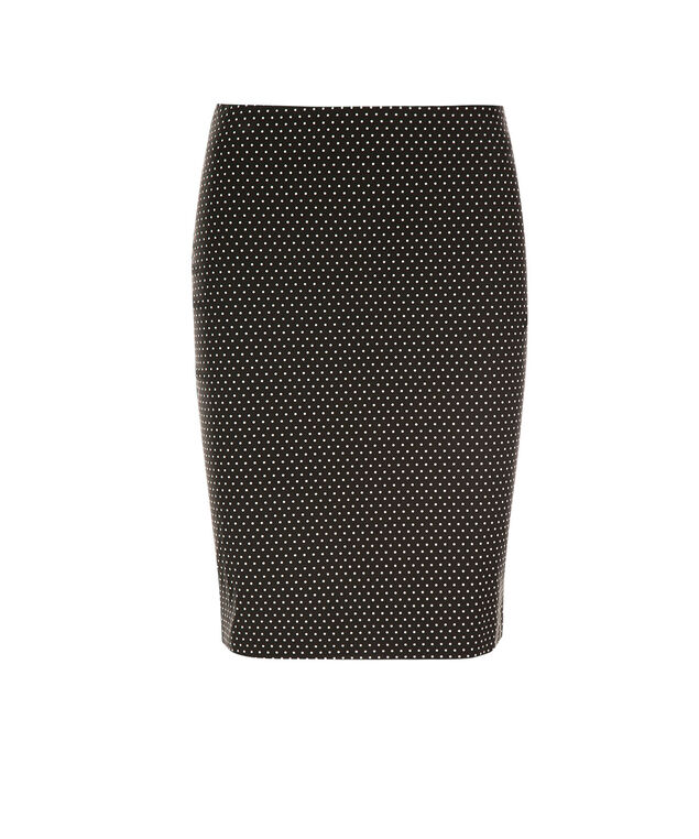 Pull On Pencil Skirt, , hi-res
