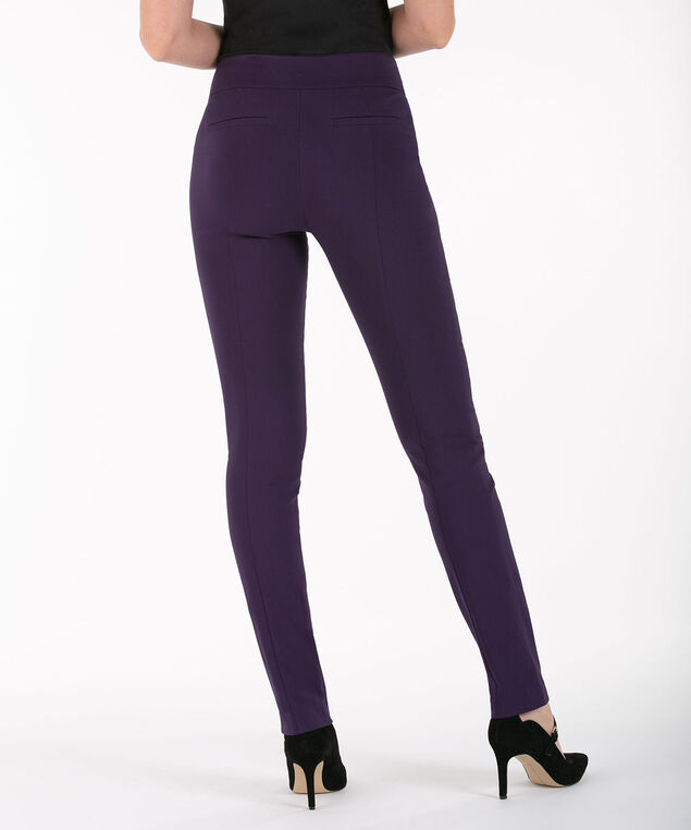 Microtwill Slim Leg - Short, Deep Purple, hi-res