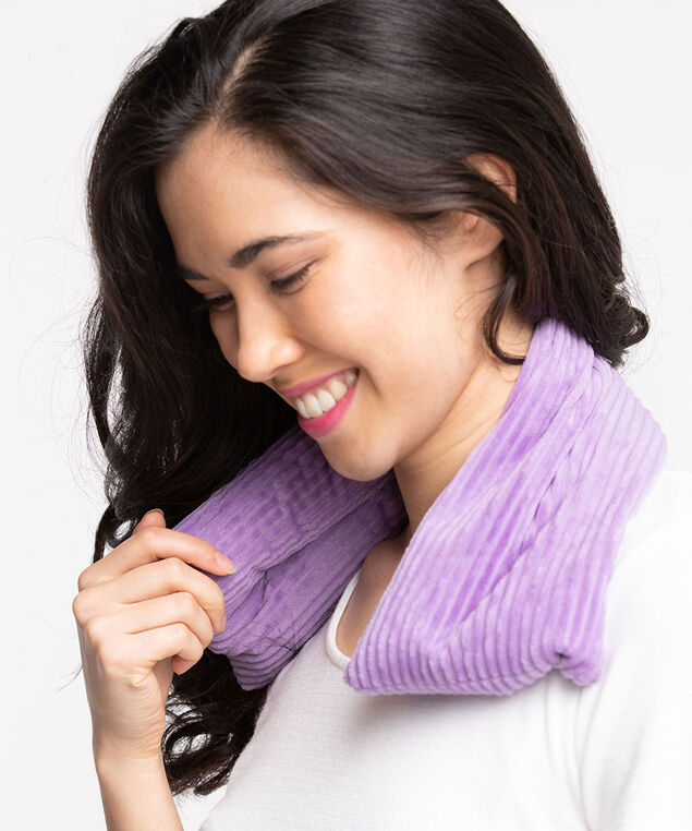 Heated Lavender Neck Pillow, Lavender