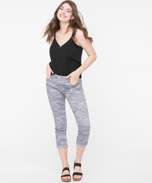 "Democracy ""Ab""solution Camo Jegging Crop, Light Blue/Sand, hi-res"