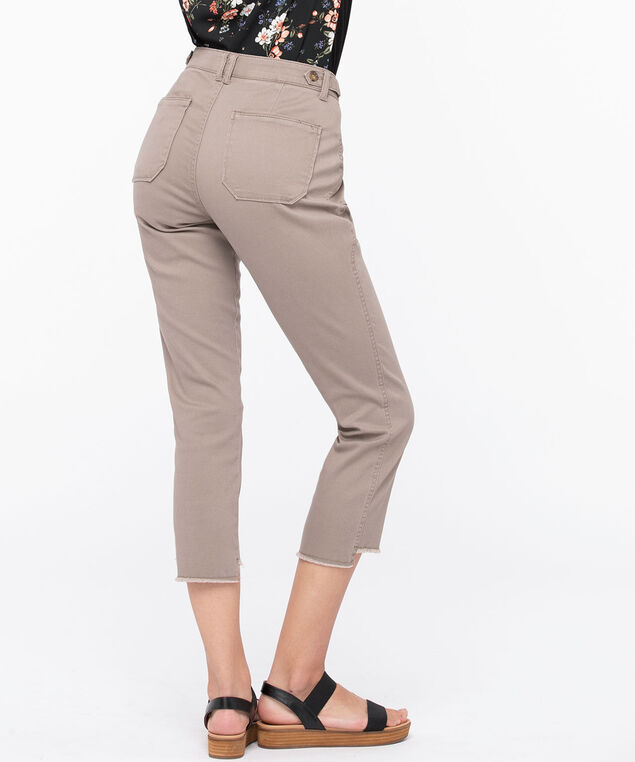 "Democracy ""AB""solution High Rise Pant, Praline"