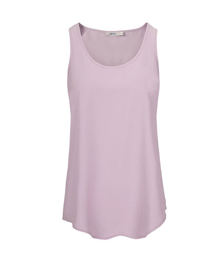 Woven Layering Cami, Iced Violet, hi-res