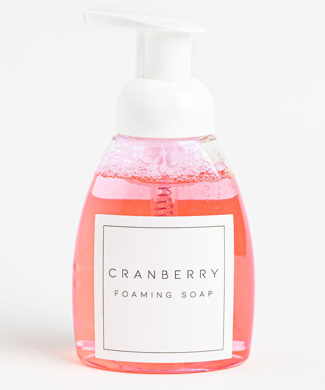 Hand Soap - Handmade in Canada, Cranberry
