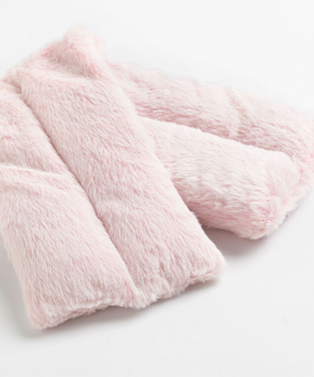 Heated Neck Pillow, Pink