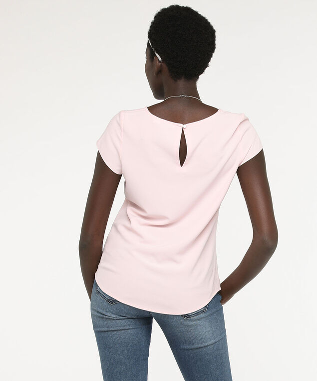 The Everyday Blouse, Rose Petal, hi-res