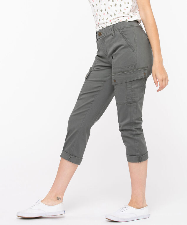 "Democracy ""Ab""Solution Cargo Pant, Basil, hi-res"