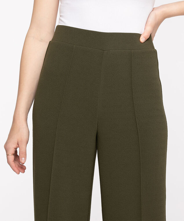 Straight Leg Pull-On Pant, Forest Night