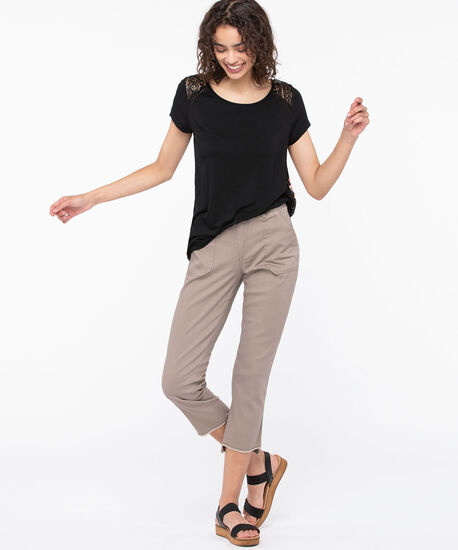 "Democracy ""AB""solution High Rise Pant, Praline, hi-res"