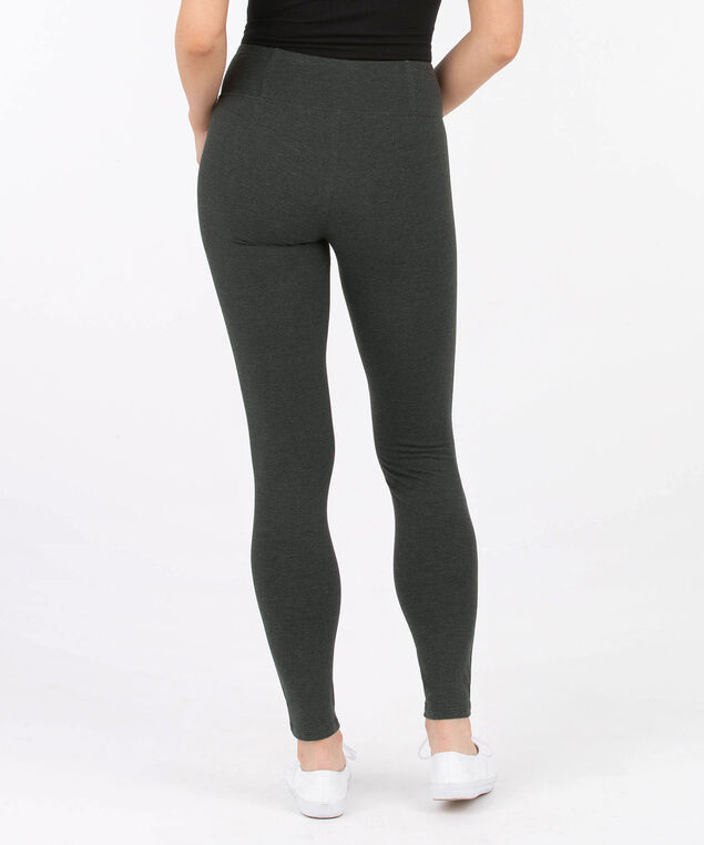 Charcoal Grey Knit Legging, Charcoal Grey, hi-res
