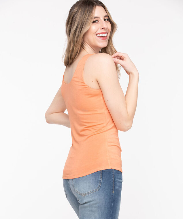 Double Layer Smoothing Cami, Coral Reef