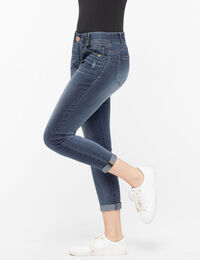 Democracy Rolled Cuff Ankle Skimmer Jean