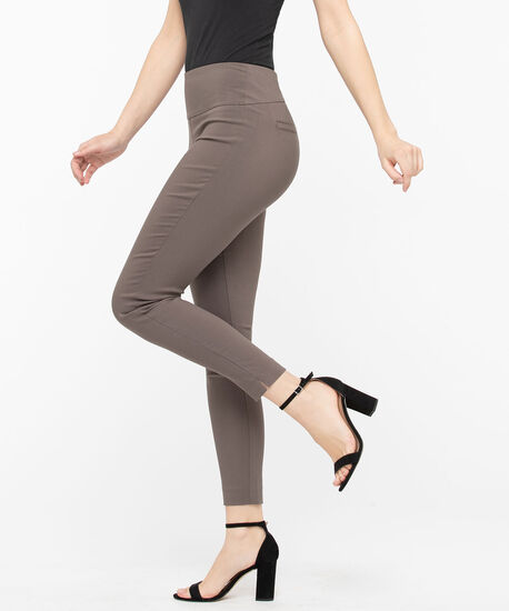 Microtwill High Rise Super Slim - Ankle, Praline, hi-res