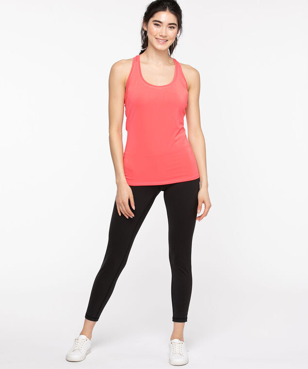 Active Racerback Cami, Rouge Red