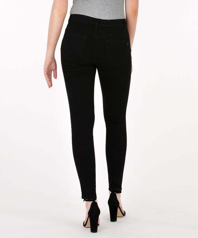 "Democracy ""AB""Solution Booty Lift Jegging - Long, Black, hi-res"