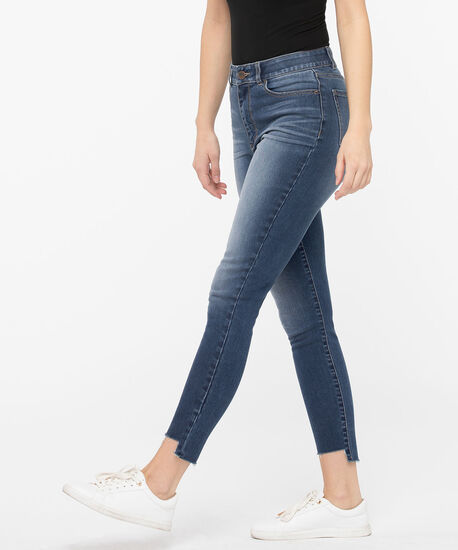 Step Hem High Rise Ankle Jean, Mid Wash, hi-res