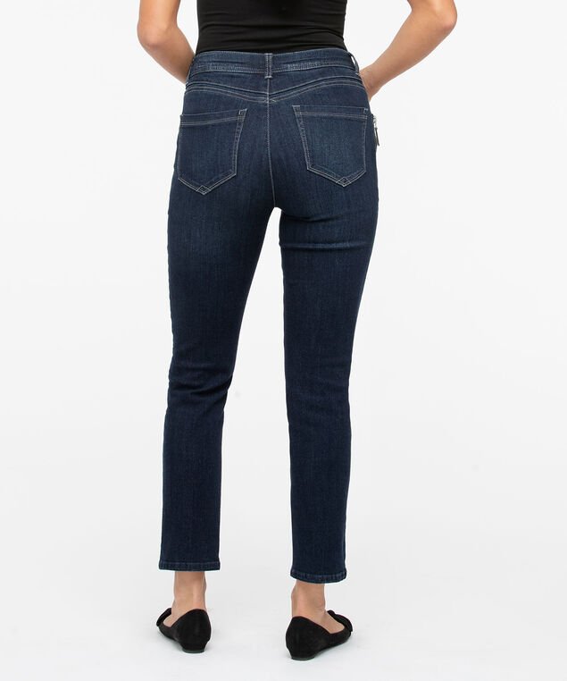 "Democracy ""Ab""solution Vintage Skinny Jean, Dark Rinse, hi-res"