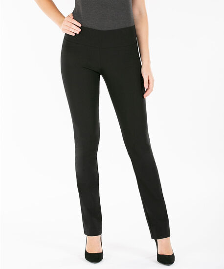 Twill Straight Leg - Short, Black, hi-res