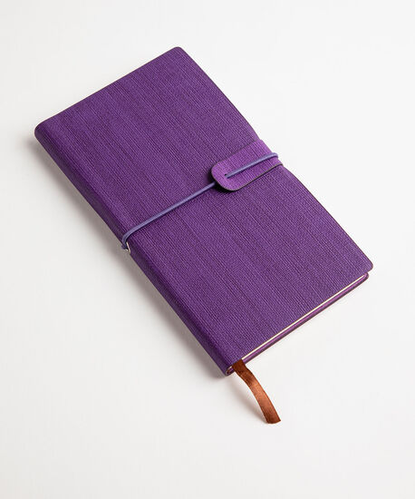Small Planner Notebook, Purple, hi-res