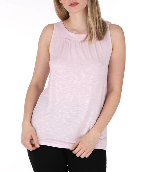 Easy Fit Tank, Iced Pink, hi-res